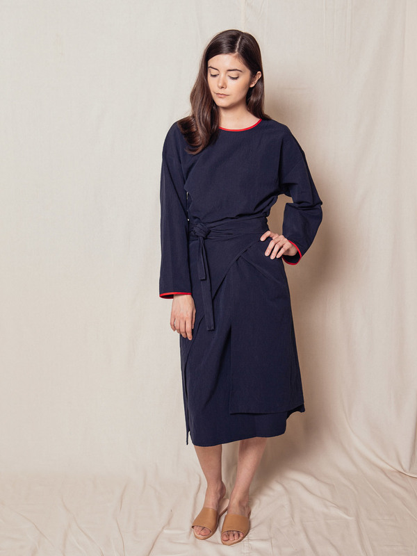 Caron Callahan Hadley Dress