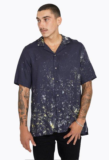 Ksubi Acid Painter Resort SS Shirt - Multi Co