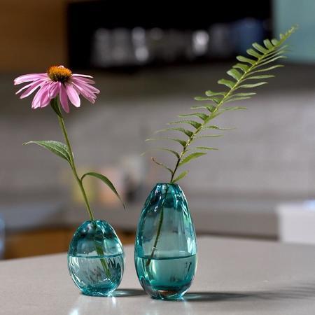 Vitreluxe seed vases