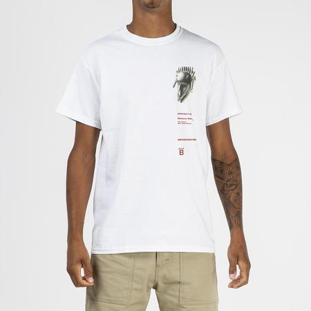 BEINGHUNTED Artifact Series Bamana Ntomo T-shirt - White