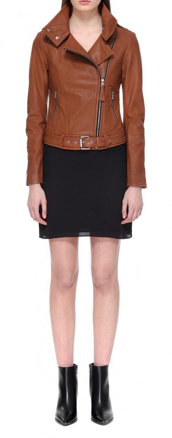 Mackage Hania Leather Jacket