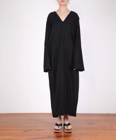 Henrik Vibskov Tencel Jelly Dress - black