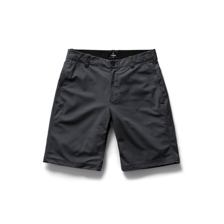 Reigning Champ Coach's Short - Charcoal