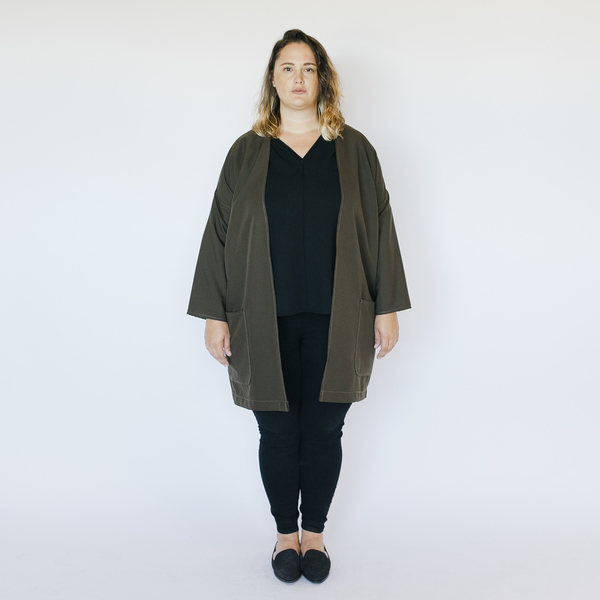 HDH Plus: Brittain Jacket
