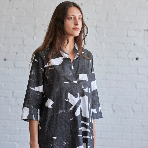 Language of the Birds Nehru Tunic Westbeth