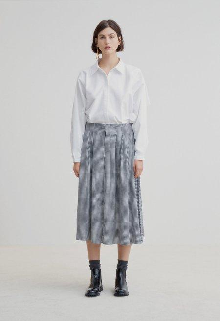Kowtow Pavilion Skirt - Gingham
