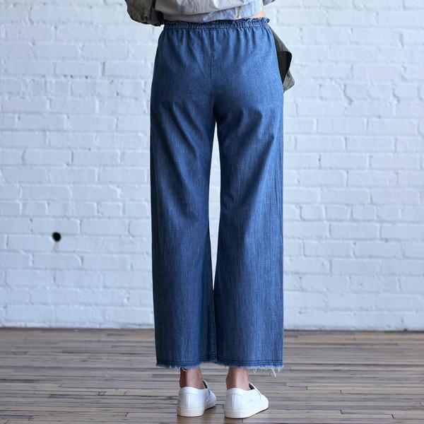 Raquel Allegra Wide Leg Pant