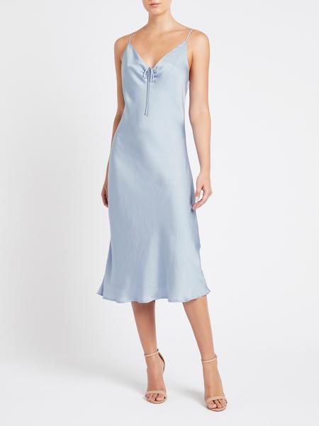 Paige Isela Dress - Dream Blue