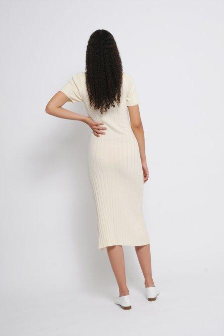 Diarte Margarida Dress - White