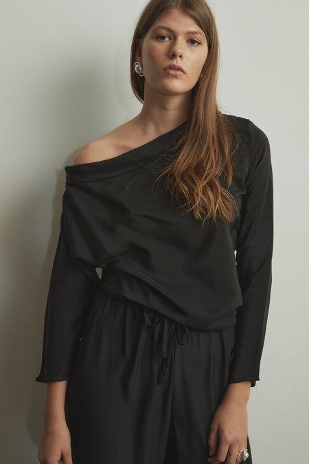 Mina Esa Top - Black
