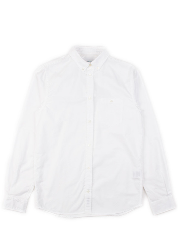 Norse Projects Anton Oxford White