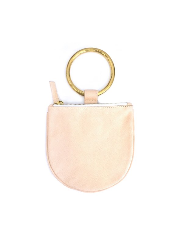 Otaat/Myers Small Ring Pouch Natural