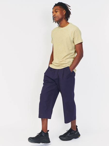 GREI Ovate Baggy Pant - Midnight Blue