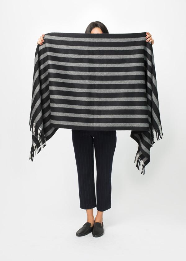 Odeeh Heavyweight Wool Blend Scarf