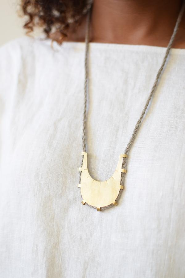 Lumafina Azur Necklace