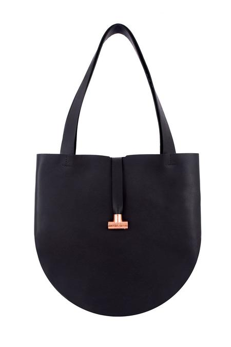 Gag Bag O Bag - Black Leather