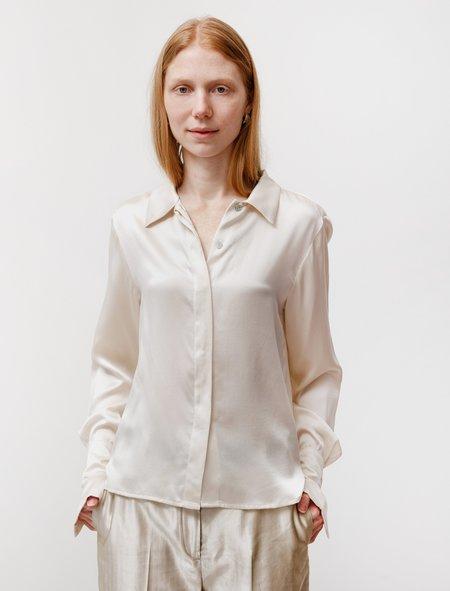 Kamperett Peregrine Silk Blouse - Ivory