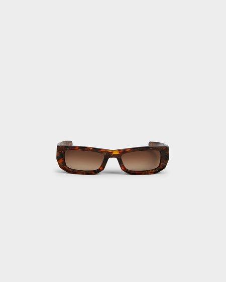 FLATLIST Bricktop glasses - Tortoise
