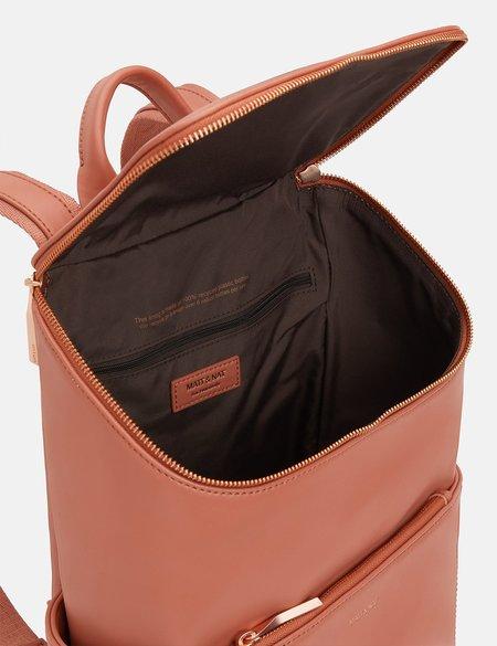 Matt & Nat Brave Backpack - Ombre Peach