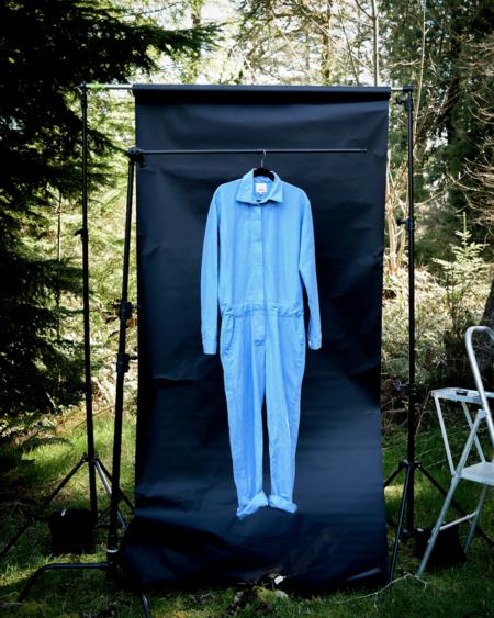 Nahanni Arntzen linen Jumpsuit - french blue