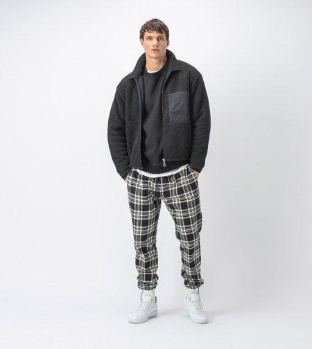 Zanerobe Sherpa Liner Jacket - Black
