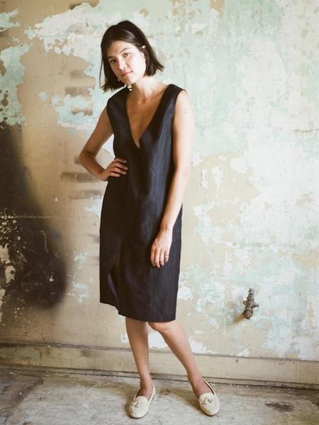 Chelsea Mak Gramercy Dress - Black