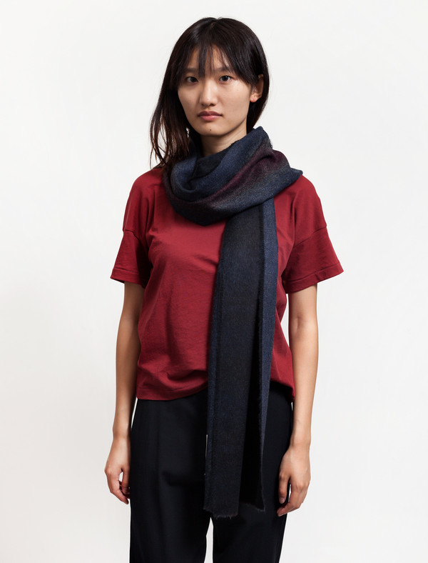 Stephan Schneider Scarf Home Dark (W)