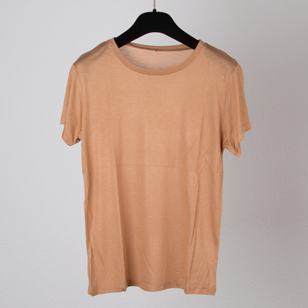 Baserange Tee Shirt - Nude3