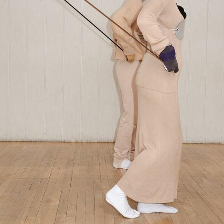Baserange Omato Skirt in Silk Rib - Gravel Beige