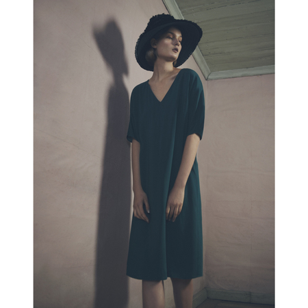 Samuji Shisi Dress - Green