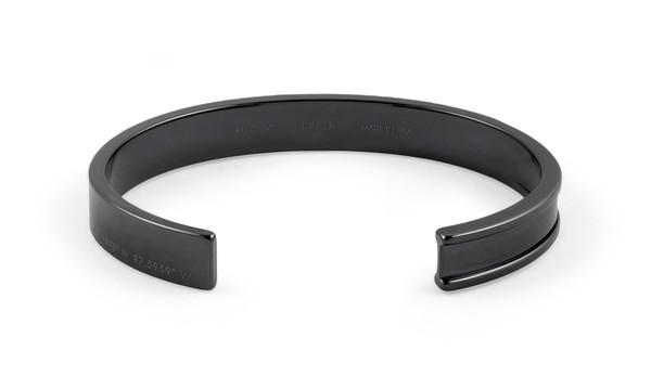 Black Titanium Chicago Bracelet