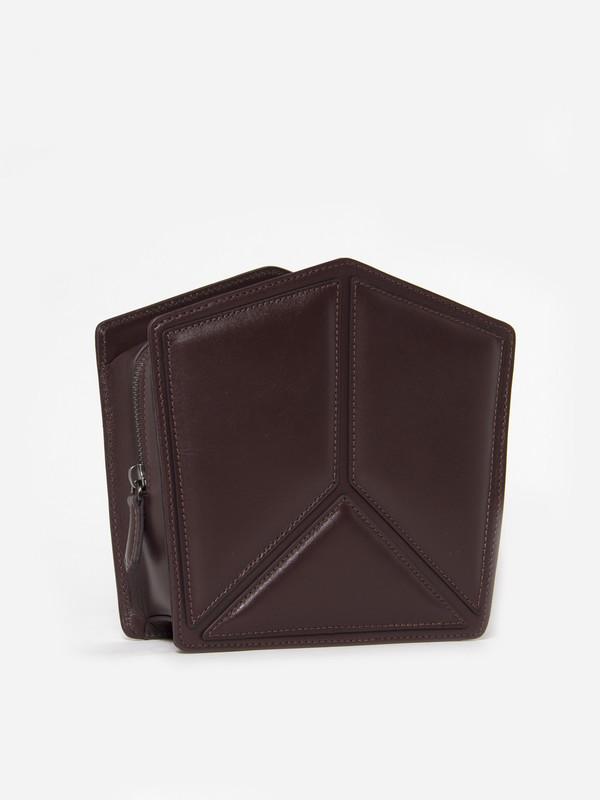 IMAGO-A Pentatonic Bag Burgundy