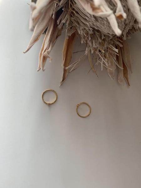 Covet + Keep 'Bad Seed & Bad Seed' Ring Set - Gold