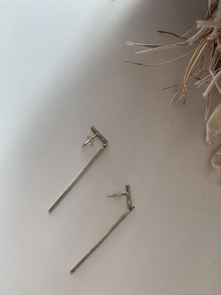 Covet + Keep 'Romance Forever' Earrings - Silver