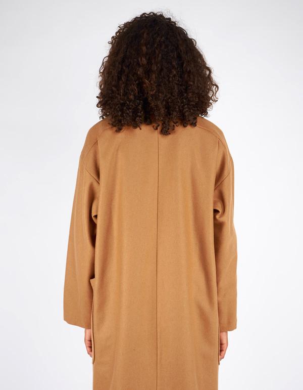 Ursa Minor Howe Coat Camel