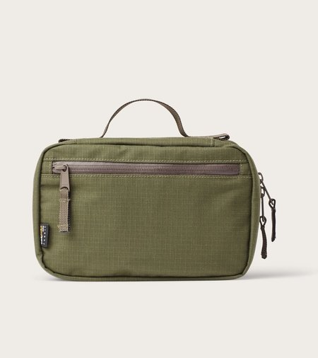 Filson Ripstop Nylon Travel Pack - Surplus Green