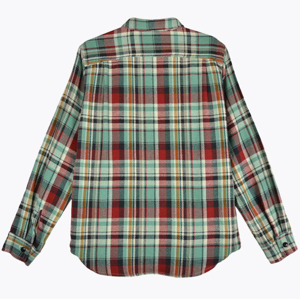 Five Brother Heather Flannel Shirt