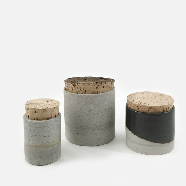 Humble Ceramics Canisters