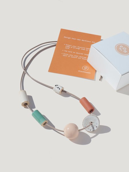 The Pursuits of Happiness Necklace Kits