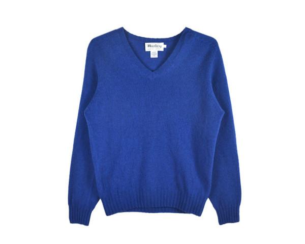 Harley of Scotland V Neck Sweater