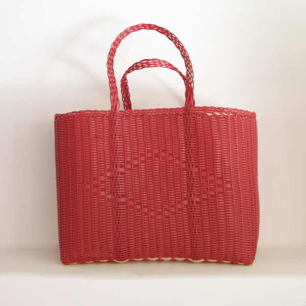 Unknown Recycled Plastic Tote (More Colors)