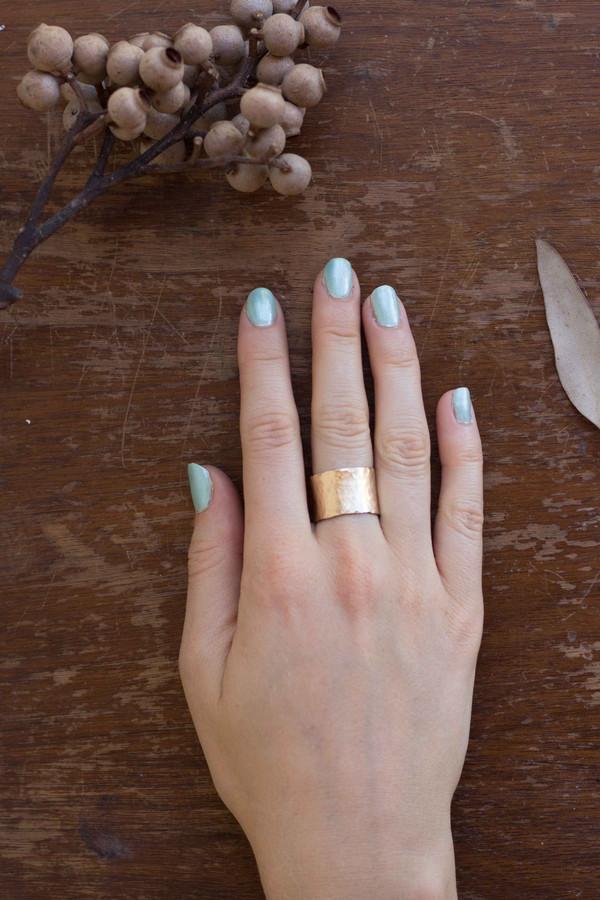 Isla Loves Rick French Cuff Ring