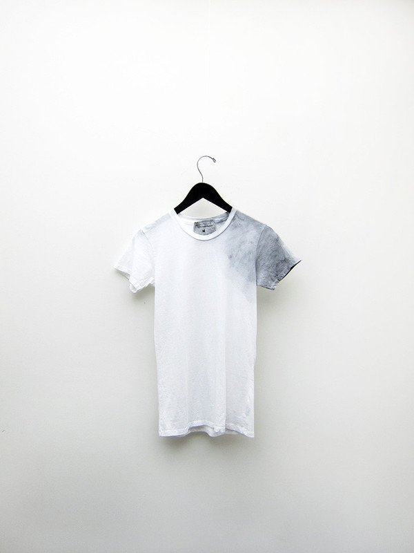 Audrey Louise Reynolds T-Shirt, Grey Sleeve