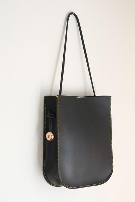 jujumade black paddle bag