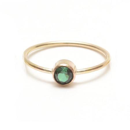 Favor Circa Ring - 14k goldfill