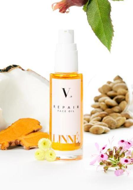 LINNÉ repair face oil