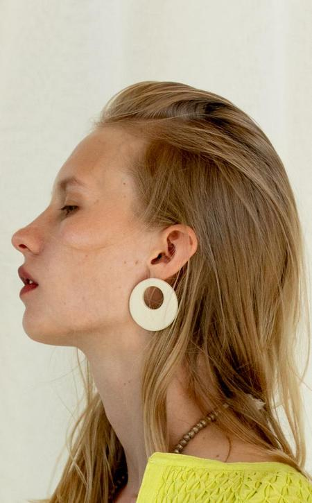 Kiira O-Ring Earrings