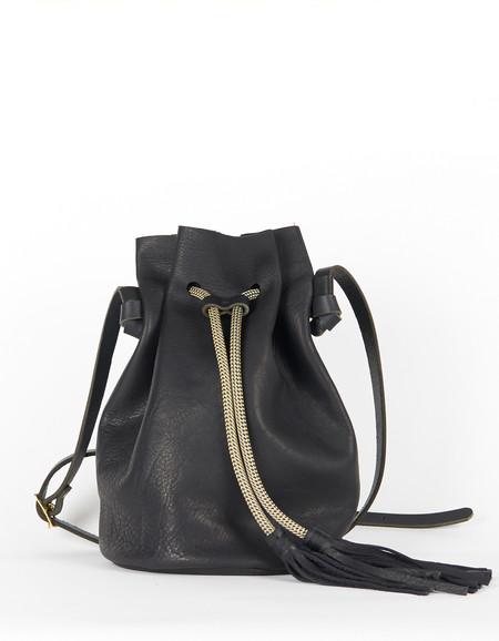 Eleven Thirty Christie Large Bucket Bag Black