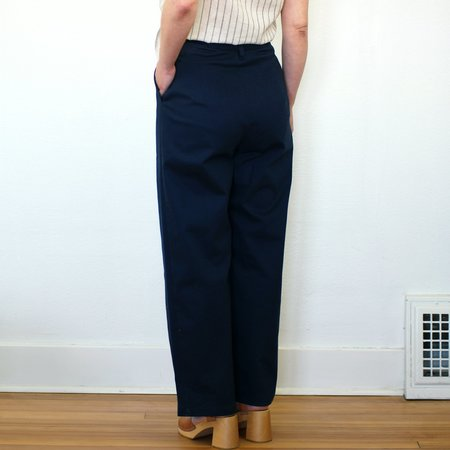 Jennifer Glasgow Rei Trousers - Navy