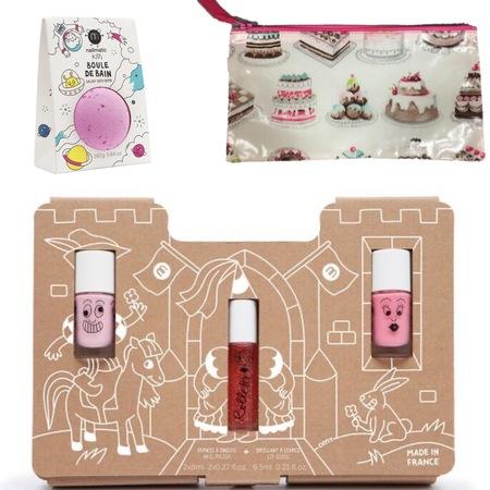 Nailmatic Little Princess Bath & Beauty Set